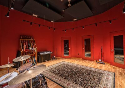 Live Room Isolation Rooms